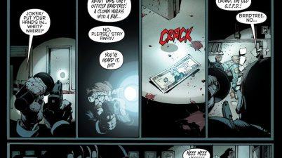 The Joker Attacks Gotham PD (New 52)