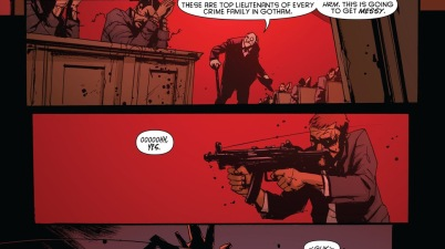 The Joker Recruits The Penguin (Death Of The Family)