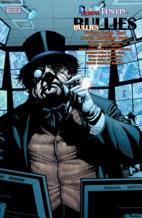 The Penguin (Batman Vol. 2 #23.3)