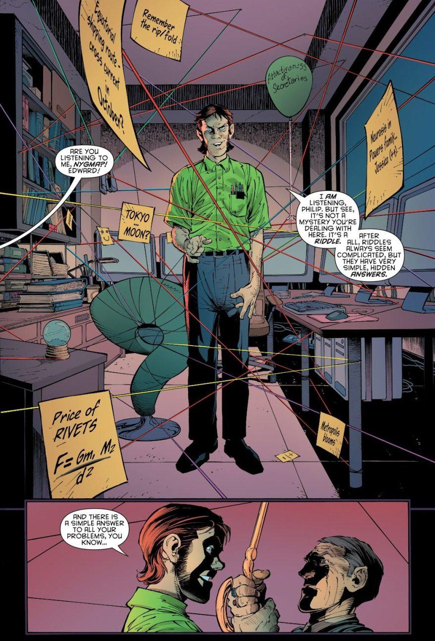 The Riddler (Batman Vol. 2 #21)
