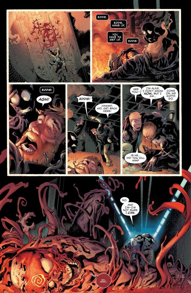 Venom VS Carnage (Absolute Carnage #1)