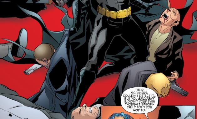 Batman Vol. 2 #28