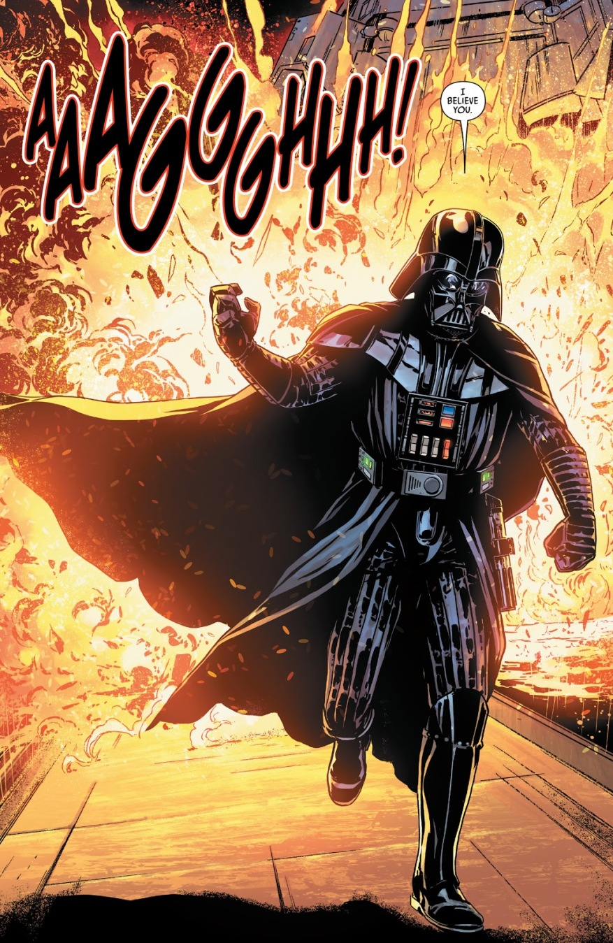 Darth Vader (Star Wars - Target Vader 1)