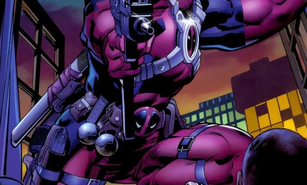 Deadpool (Battle Scars #3)