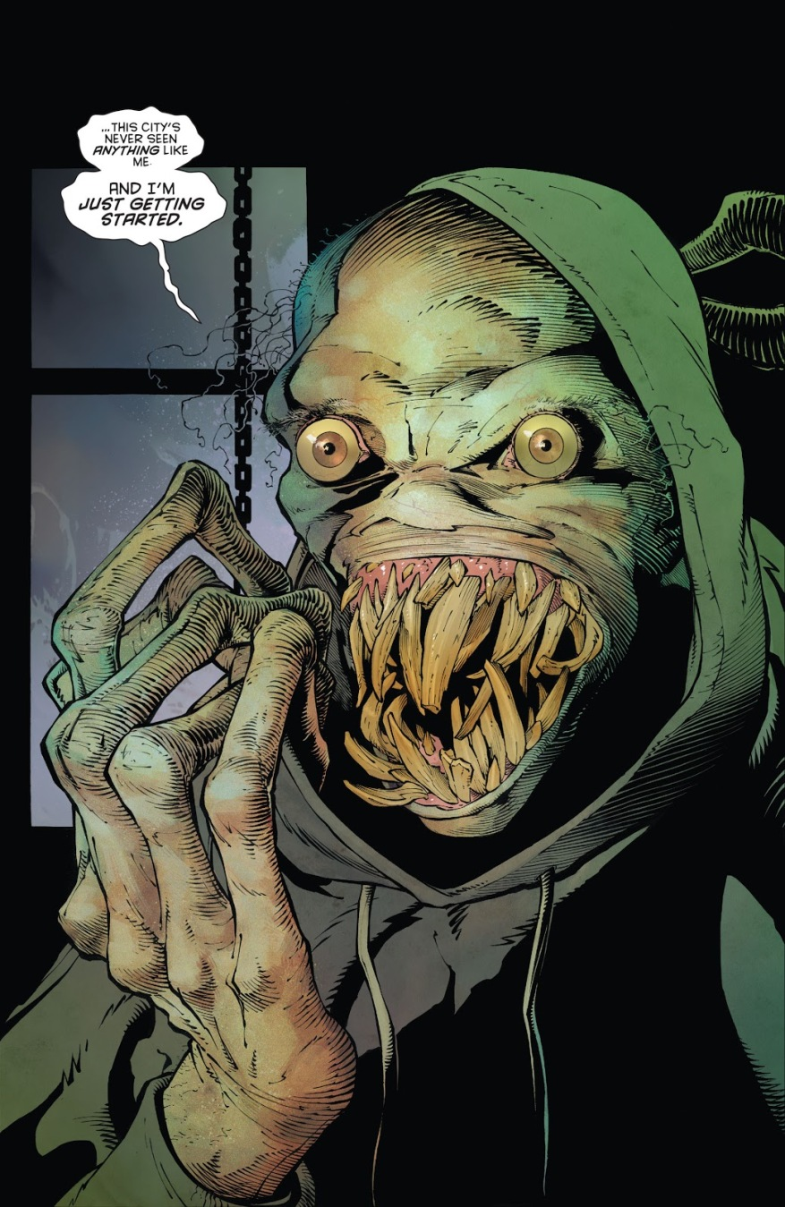 Doctor Death (Batman Vol. 2 #25)
