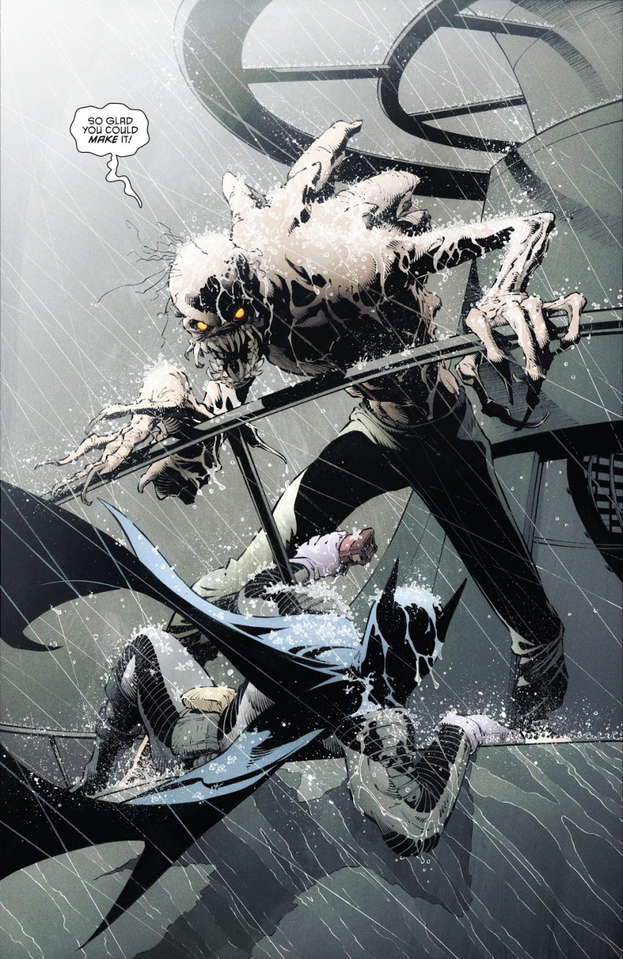 Doctor Death (Batman Vol. 2 #29)