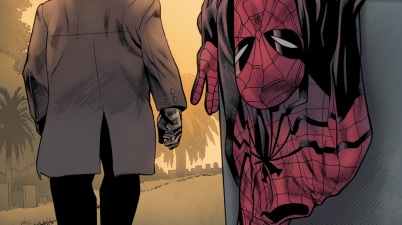 Doctor Octopus Stops Being Superior Spider-Man