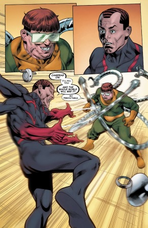 Doctor Octopus VS Spider-Man (Norman Osborn)