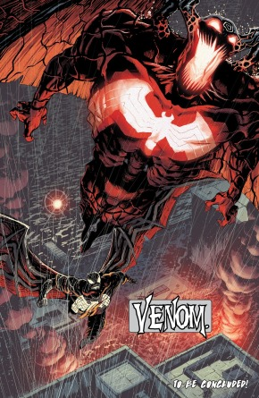 Eddie Brock Bonds With The Legion Symbiote