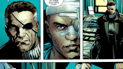 Nick Fury Recruits His Son To SHIELD