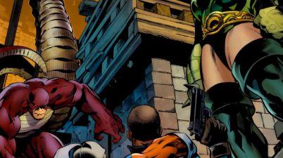 Serpent Society (Battle Scars #3)