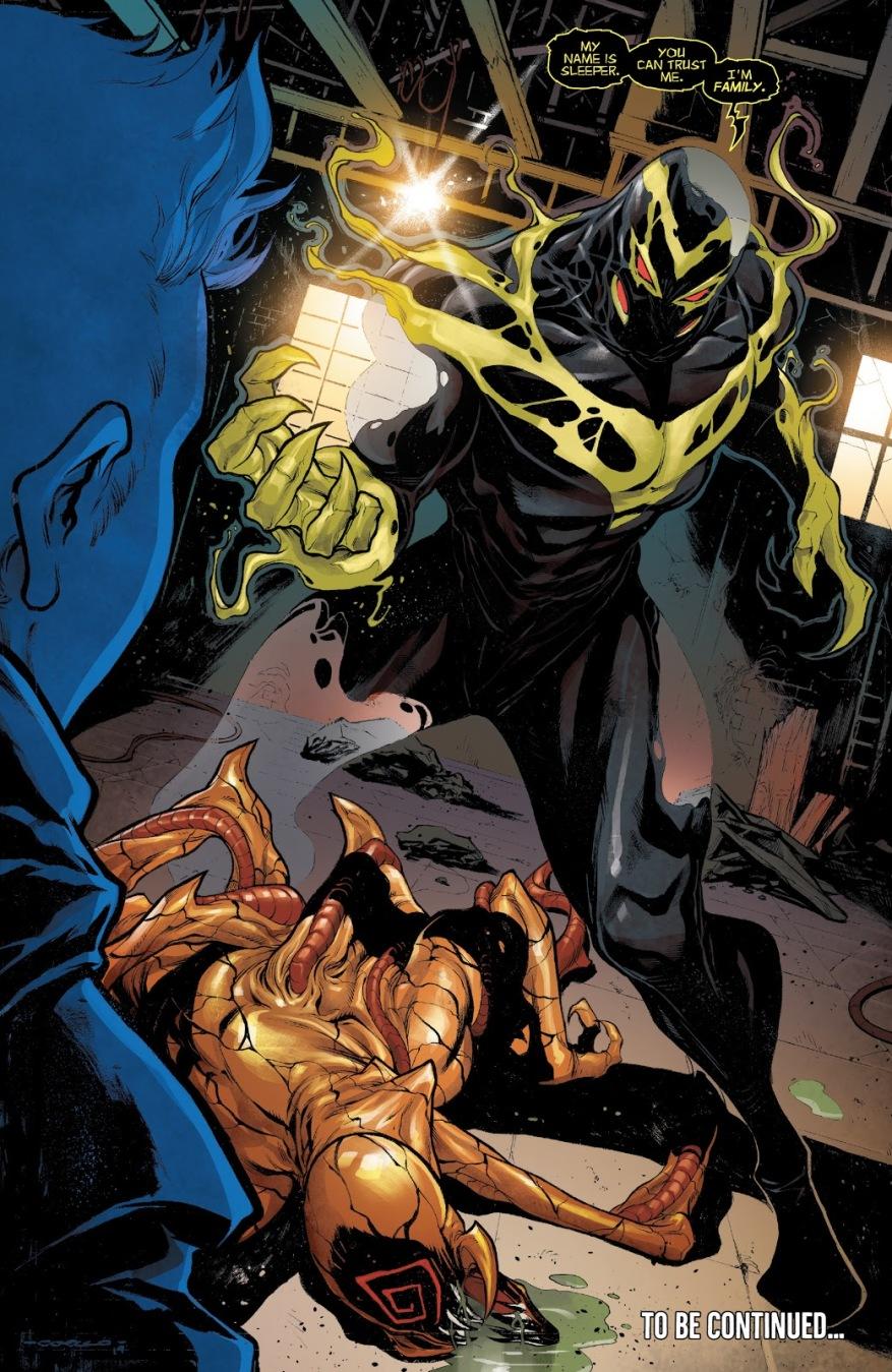 Sleeper (Venom Vol. 4 #17)