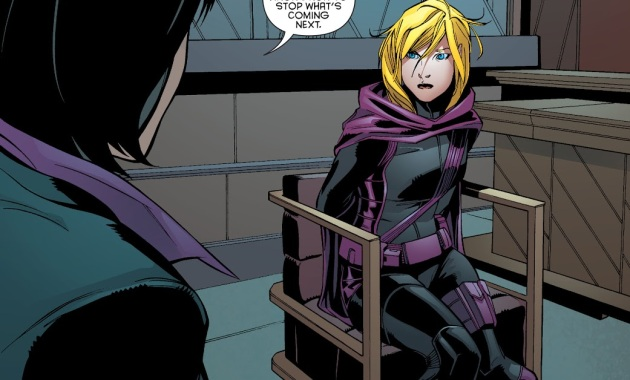 Spoiler (Batman Vol. 2 #28)