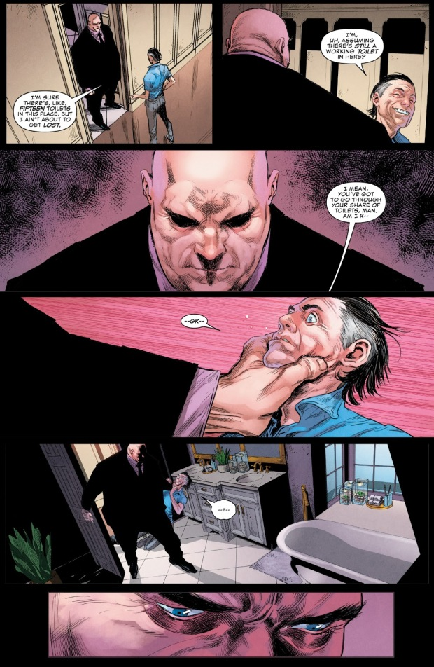 The Kingpin Gets Bullied by The Ultra Rich