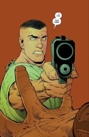 Why Bruce Wayne Doesn't Trust Jim Gordon (New 52)