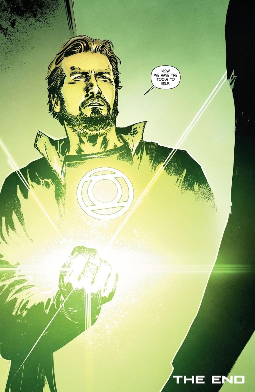 Hal Jordan (Green Lantern – Earth 1)