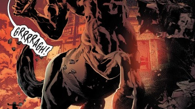 Jhoatun Lau (Savage Avengers #5)