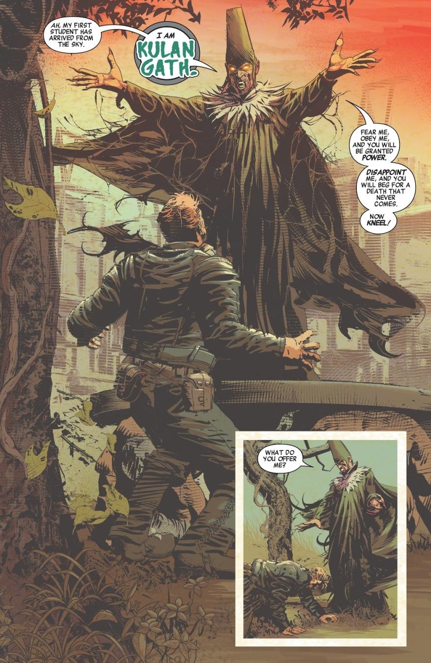 Kulan Gath (Savage Avengers #2)