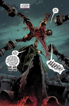 Wolverine (Savage Avengers #3)