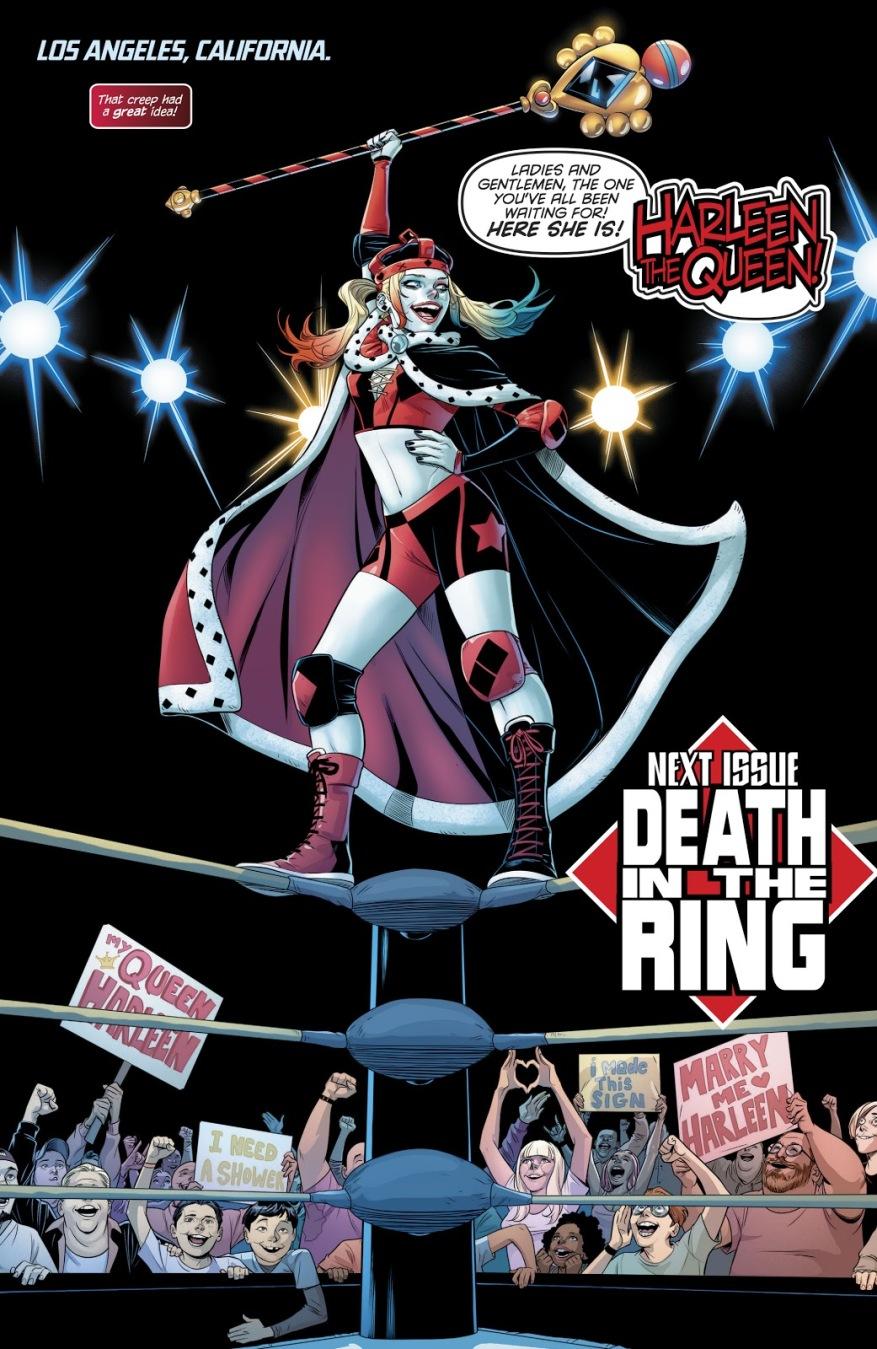 Harley Quinn Vol. 3 #67