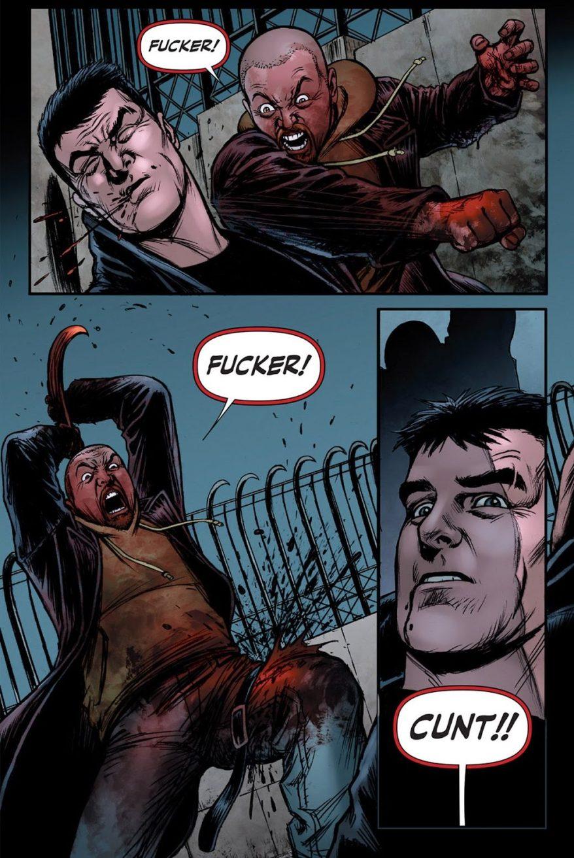 Hughie Campbell Kills Billy Butcher