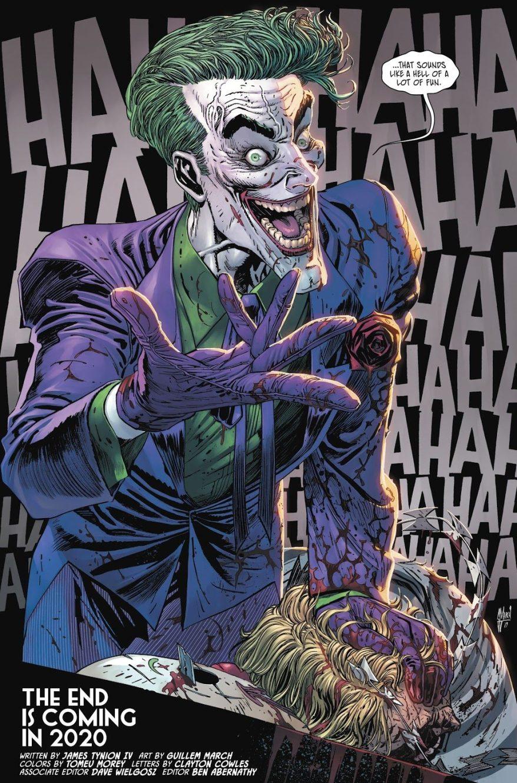The Joker (Batman Vol. 3 #85)