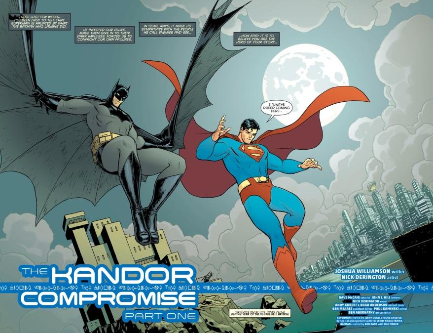Batman - Superman Vol 2 #7