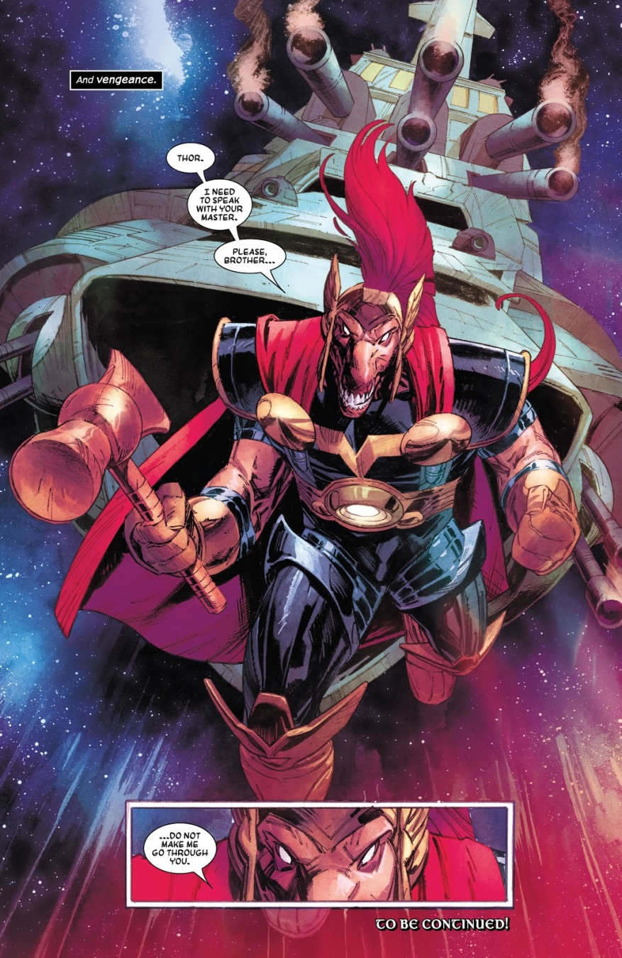 Beta Ray Bill (Thor Vol. 6 #2)