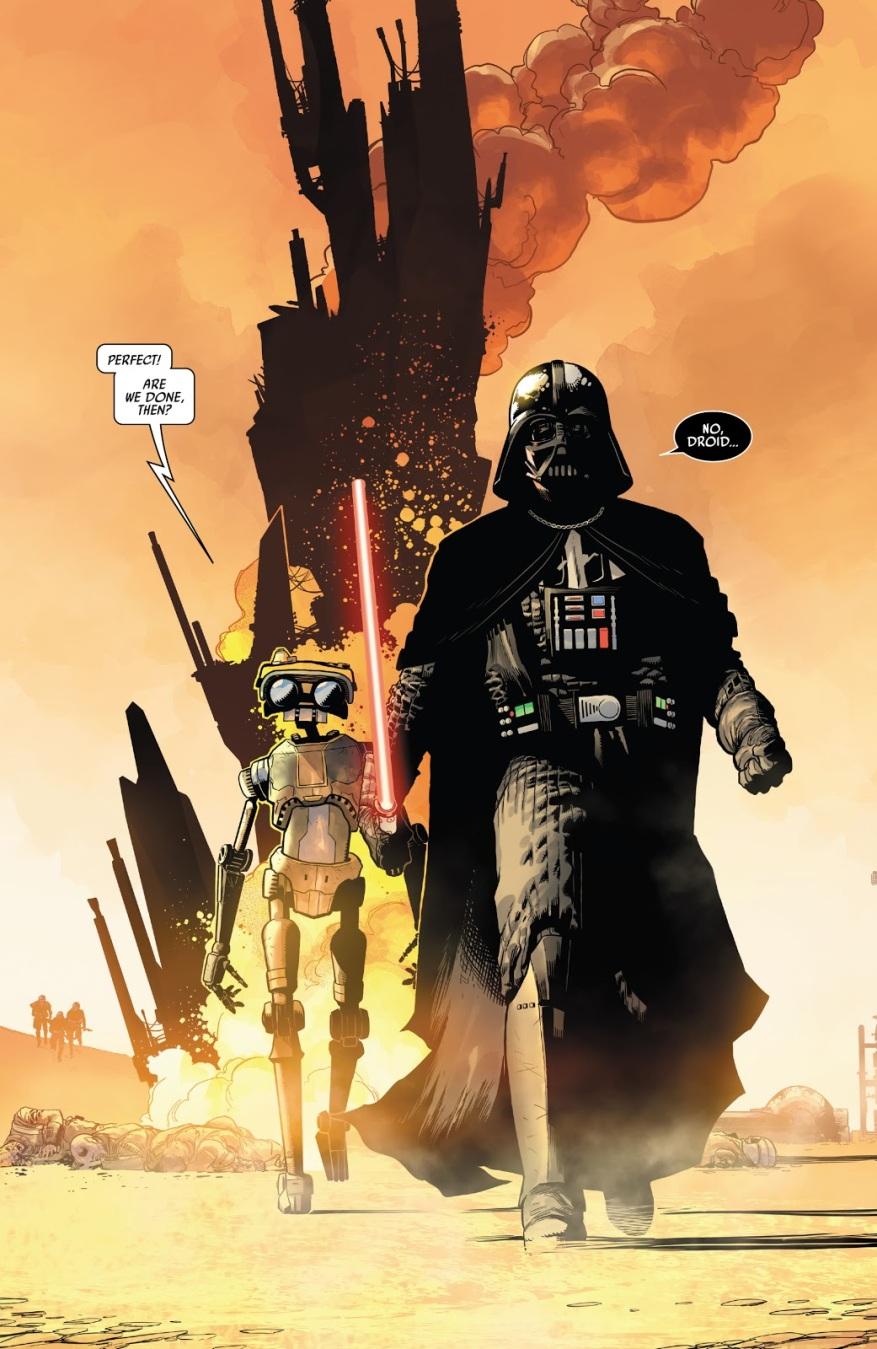 Darth Vader Vol. 3 #1