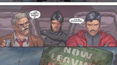 What Red Hood Did To Joker's Body (DCeased)