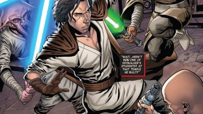 From - Star Wars: The Rise Of Kylo Ren #3