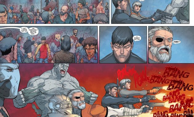 Billy Batson Becomes A Zombie (DCeased)