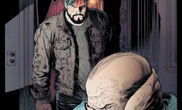 Bruce Wayne (Batman Vol. 2 #48)