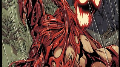 Eddie Brock With Carnage Symbiote (Venom Vol. 4 #24)