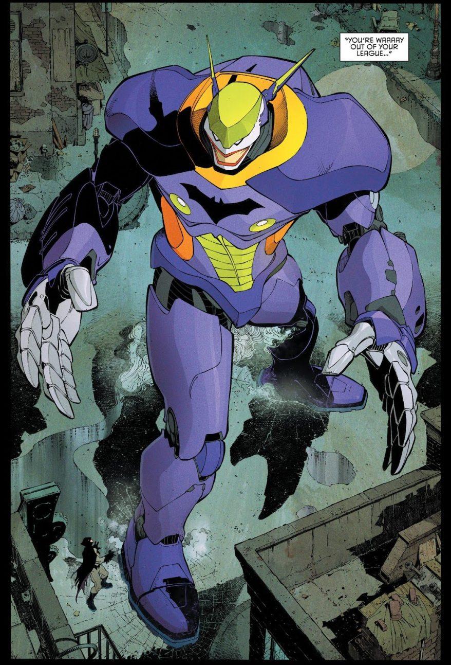 Jokerbot (Batman Vol. 2 #50)