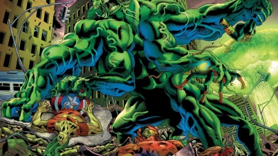 Mutated Hulk (The Immortal Hulk #33)