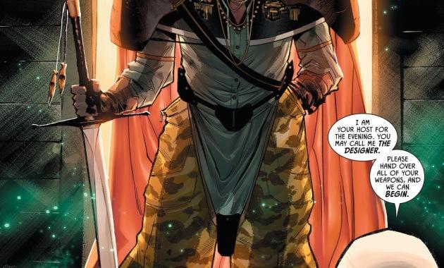 The Designer (Batman Vol. 3 #90)