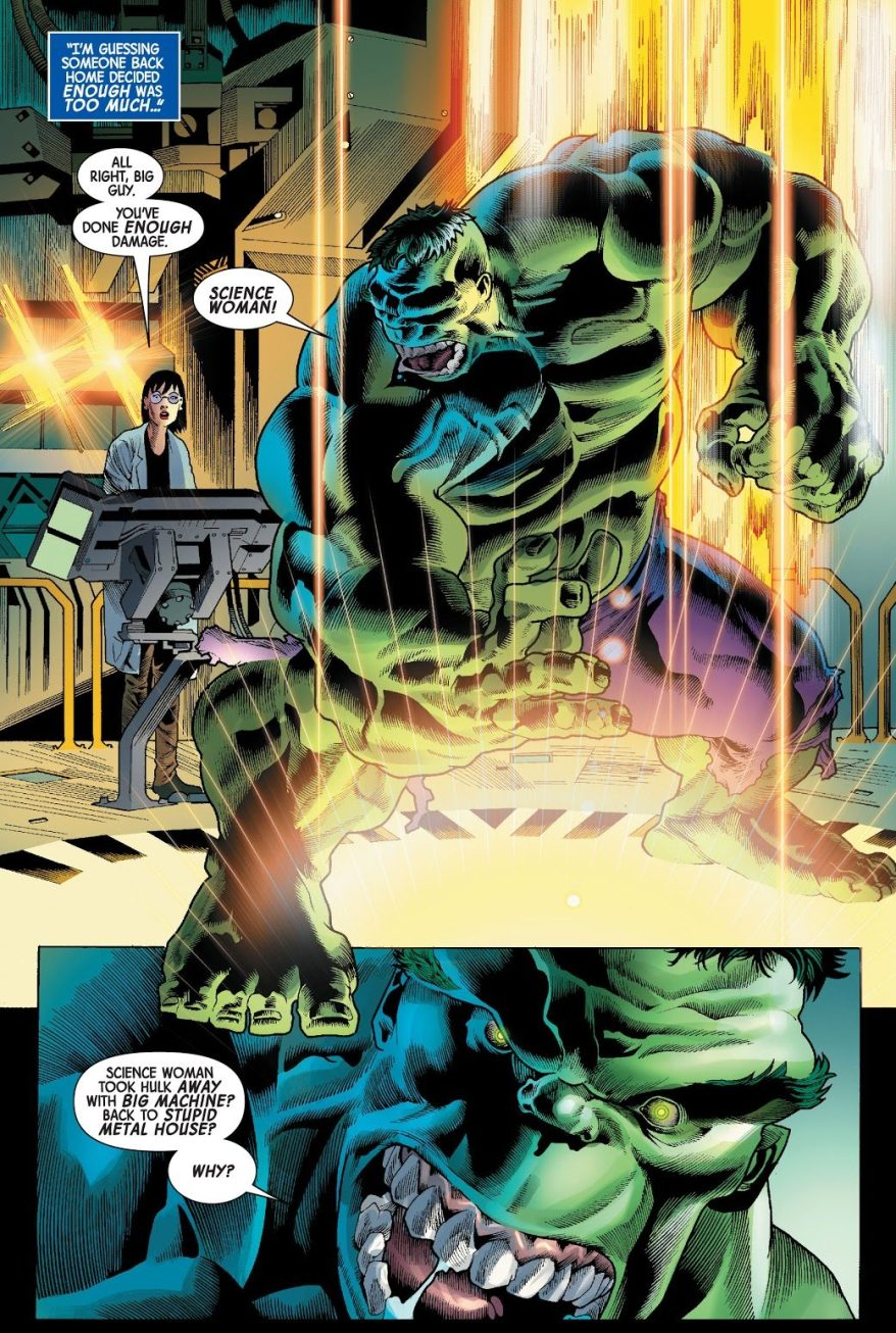 The Immortal Hulk #31