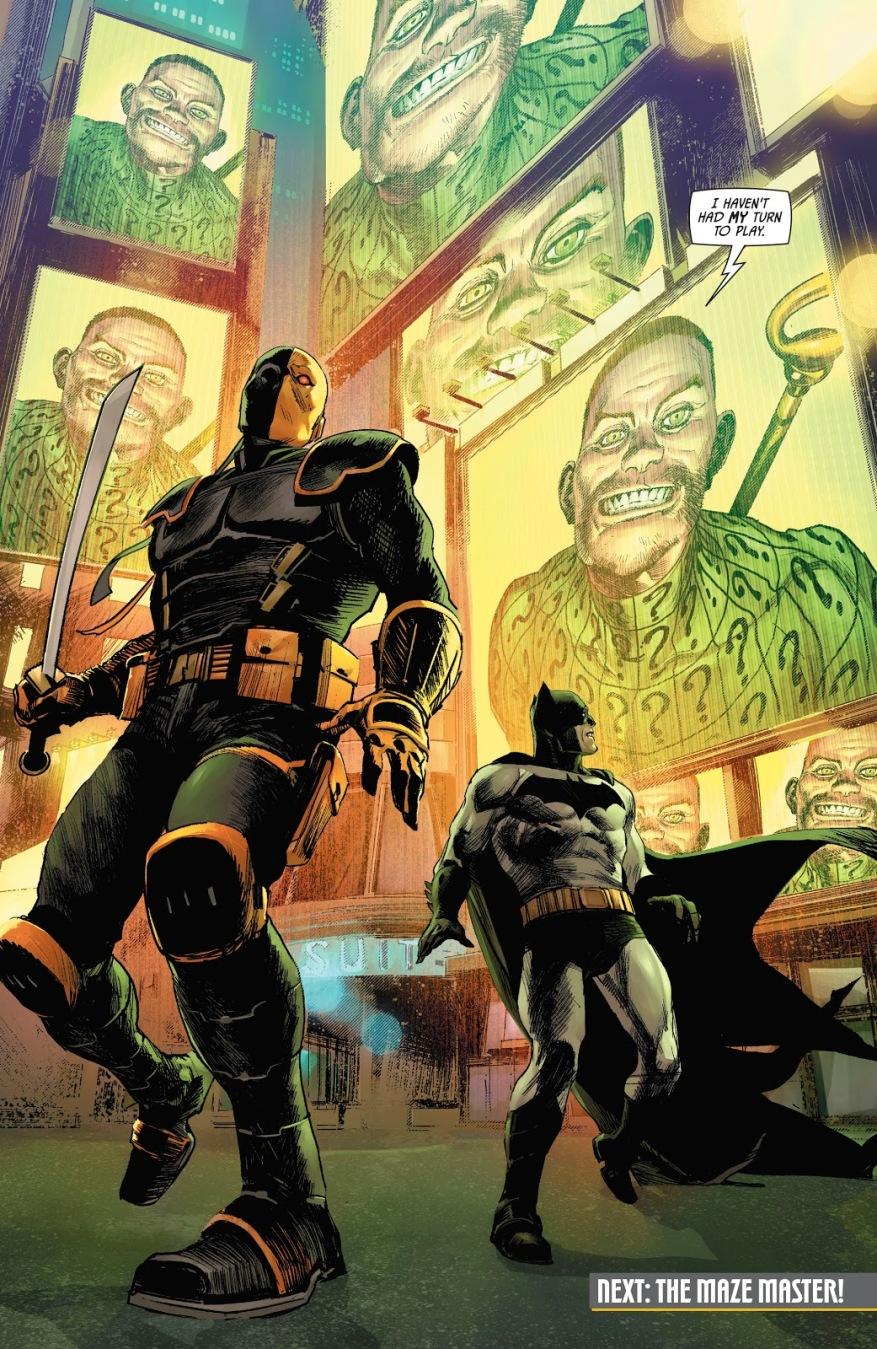 The Riddler (Batman Vol. 3 #91)