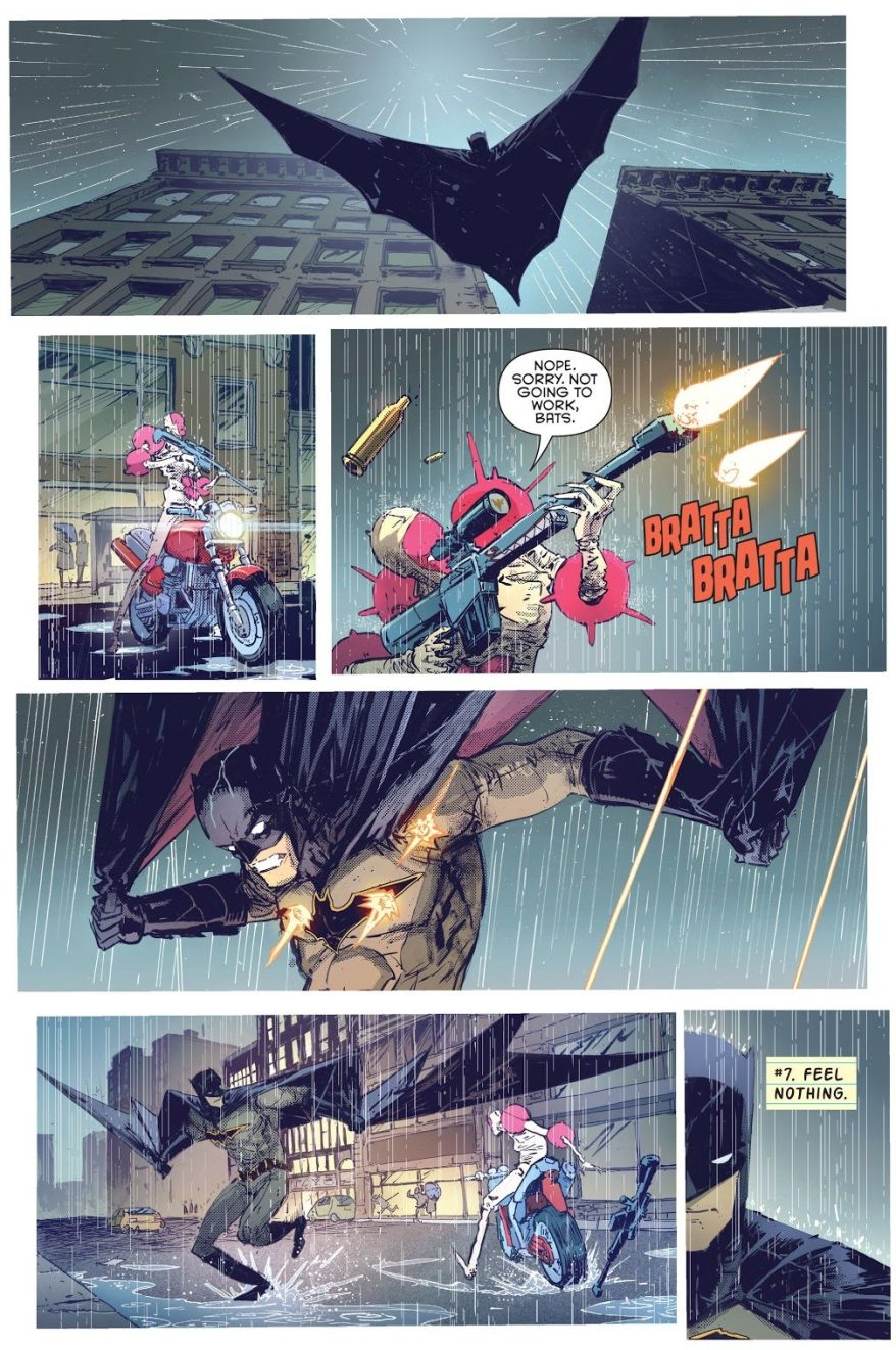 Batman VS Crypsis