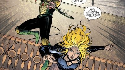 Green Arrow And Black Canary (Green Arrow Vol. 6 #46)