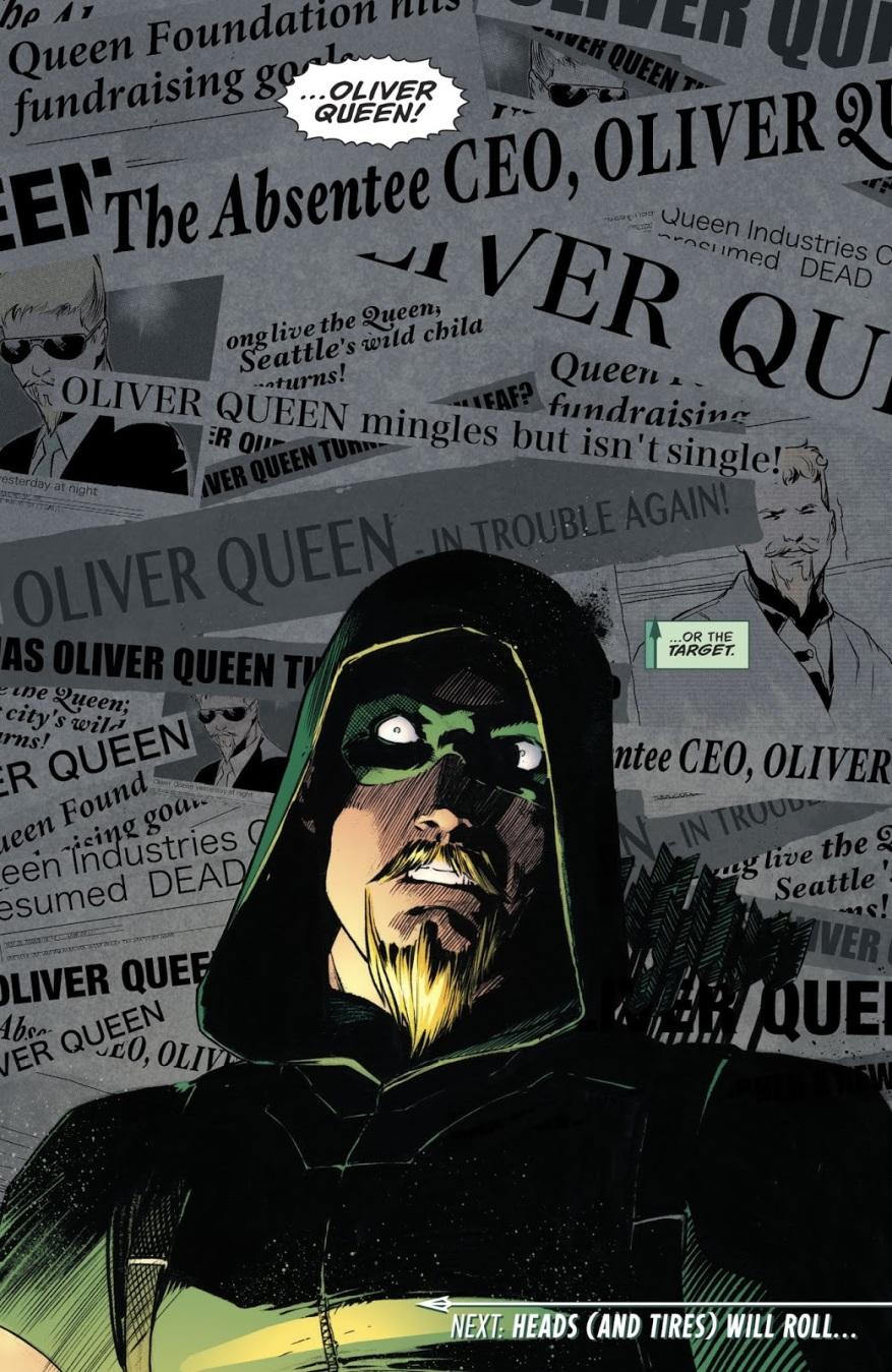 Green Arrow Vol. 6 #43