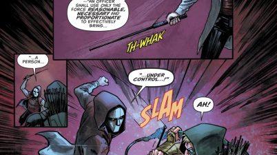 Green Arrow VS The Citizen