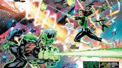 Green Lantern Corps (Green Lanterns Vol. 1 #52)