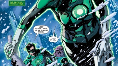Green Lantern Corps (Green Lanterns Vol. 1 #55)
