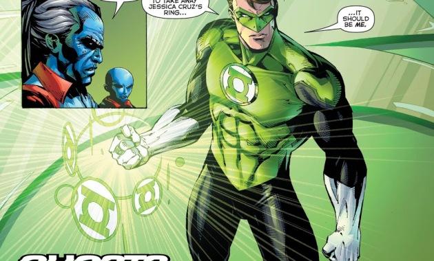 Hal Jordan (Green Lanterns Vol. 1 #47)