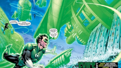 Hal Jordan (Green Lanterns Vol. 1 #54)
