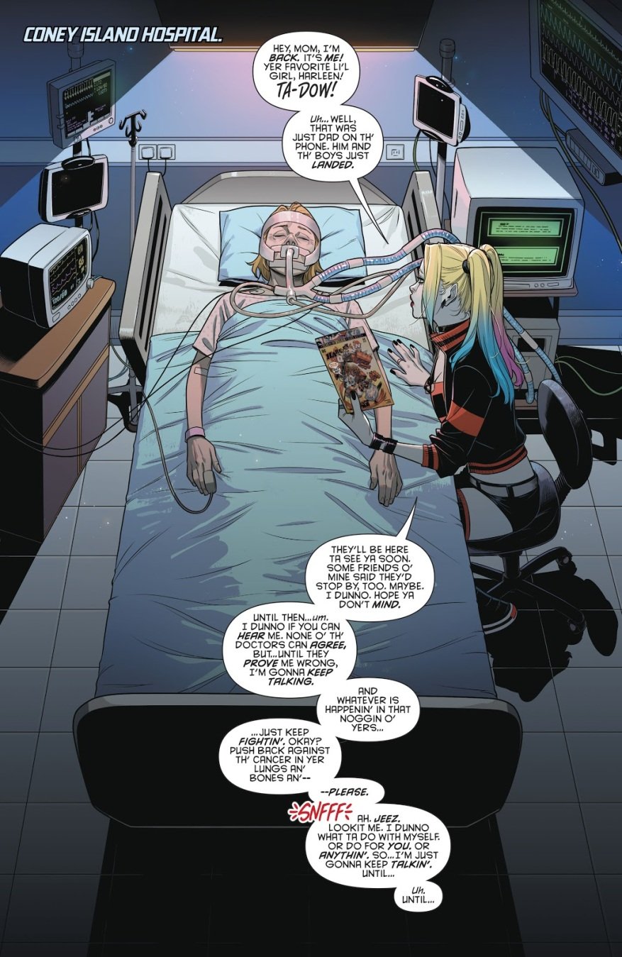 Harley Quinn Vol. 3 #64