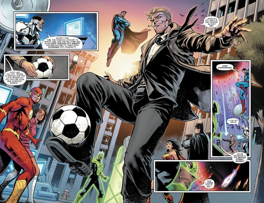 John Constantine (Green Lanterns Vol. 1 #45)