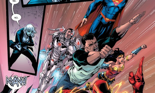 Justice League (Green Lanterns Vol. 1 #47)